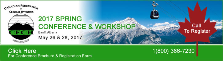 CFCH (AB) – 2017 Spring Conference & Workshops @ Banff Park Lodge | Banff | Alberta | Canada